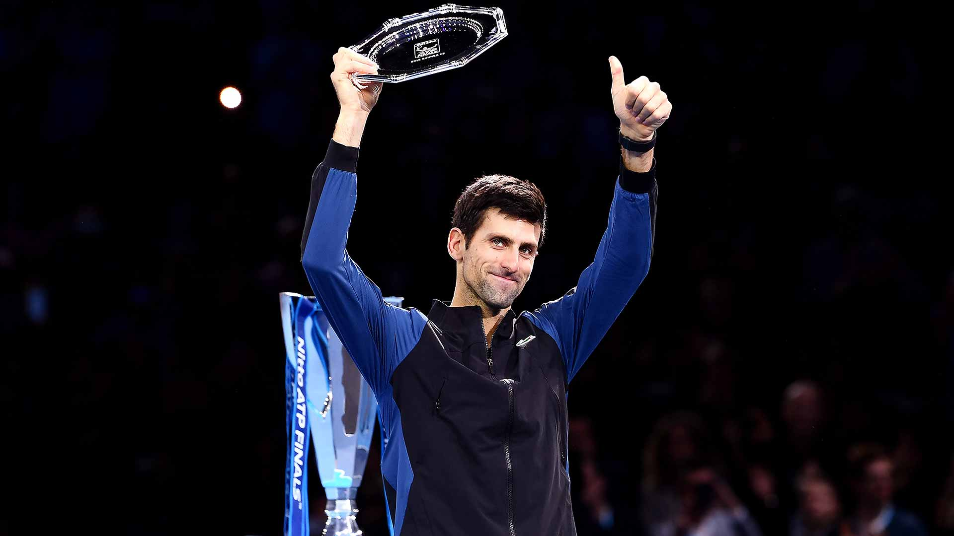 Novak Djokovic, 2018 Nitto ATP Finals at The O2 in London