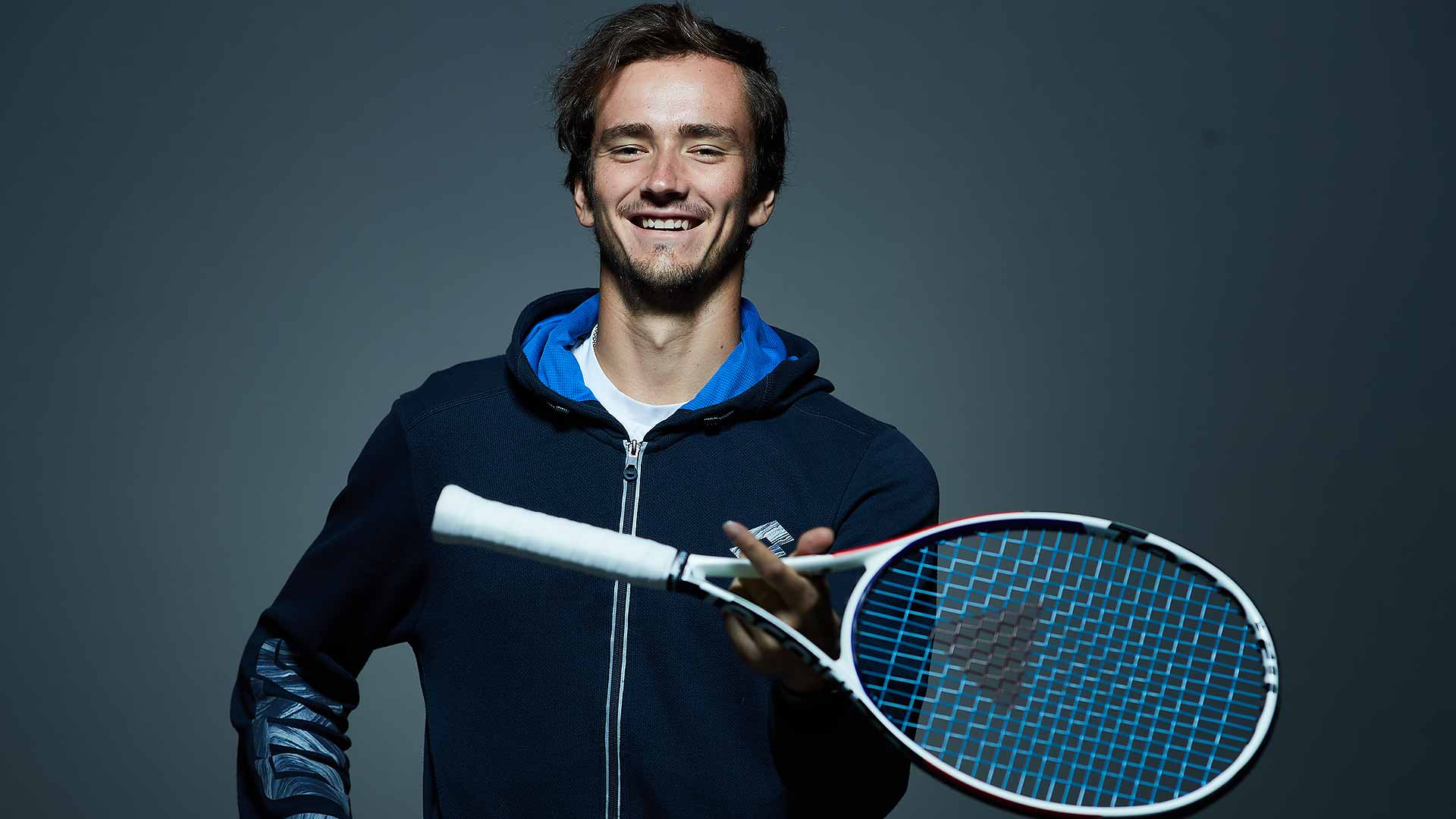 Daniil Medvedev will make his debut at the Nitto ATP Finals next week.
