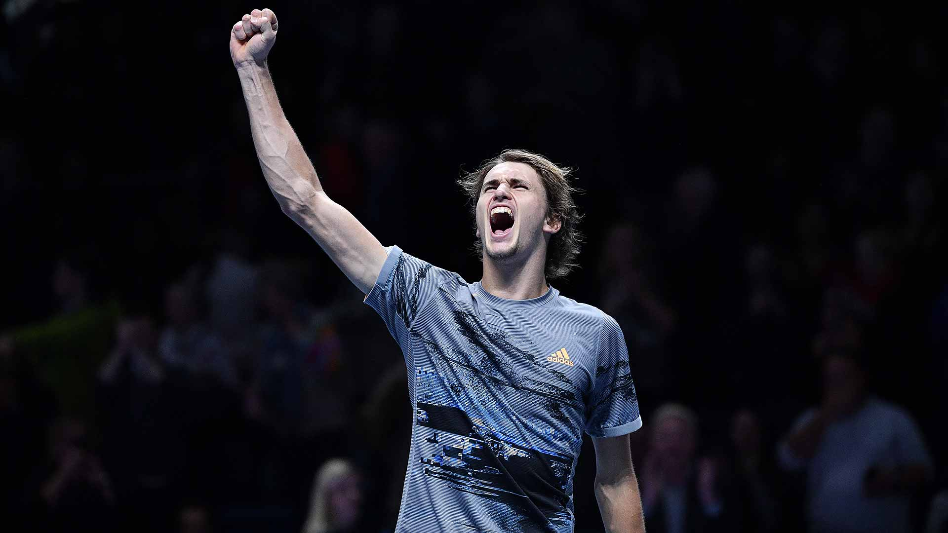 Alexander Zverev returns to the semi-finals at the NItto ATP Finals on Friday in London.