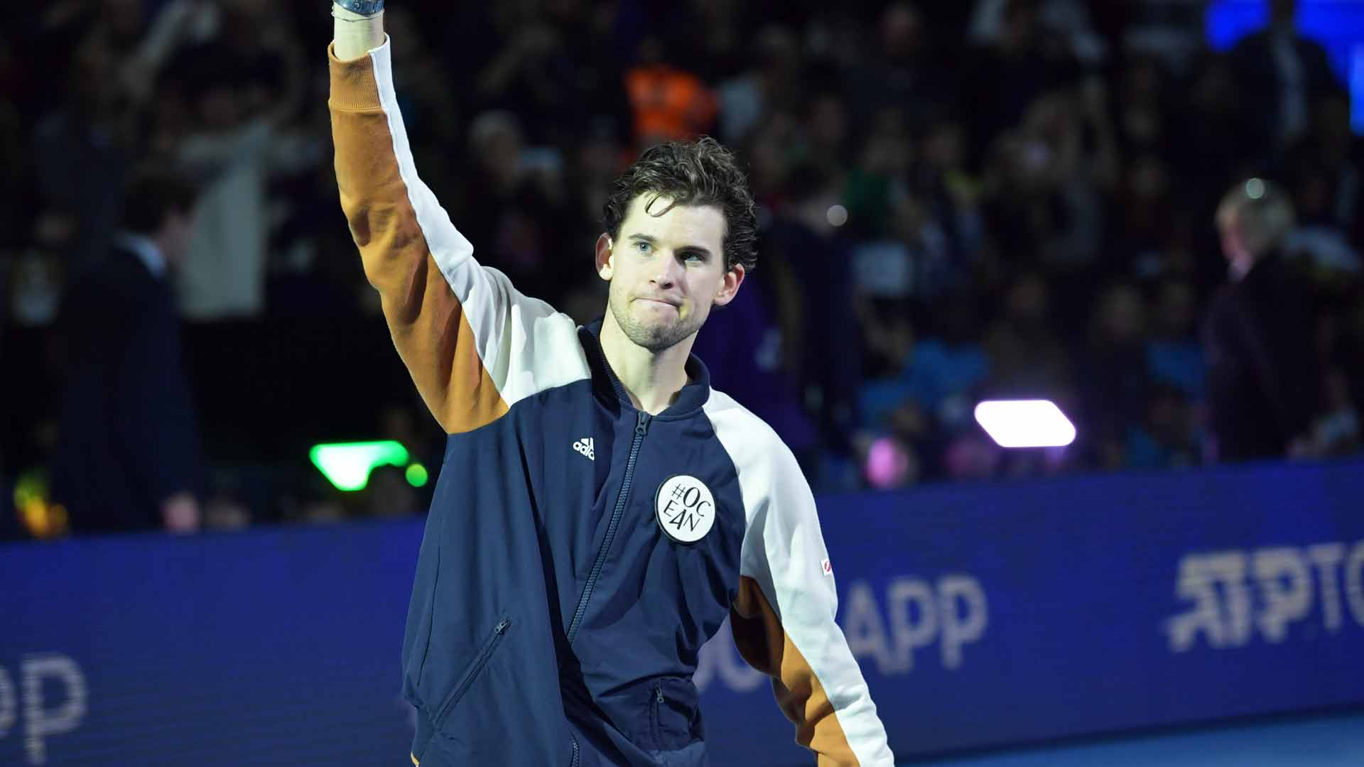 Dominic Thiem Nitto ATP Finals 2019 London Sunday