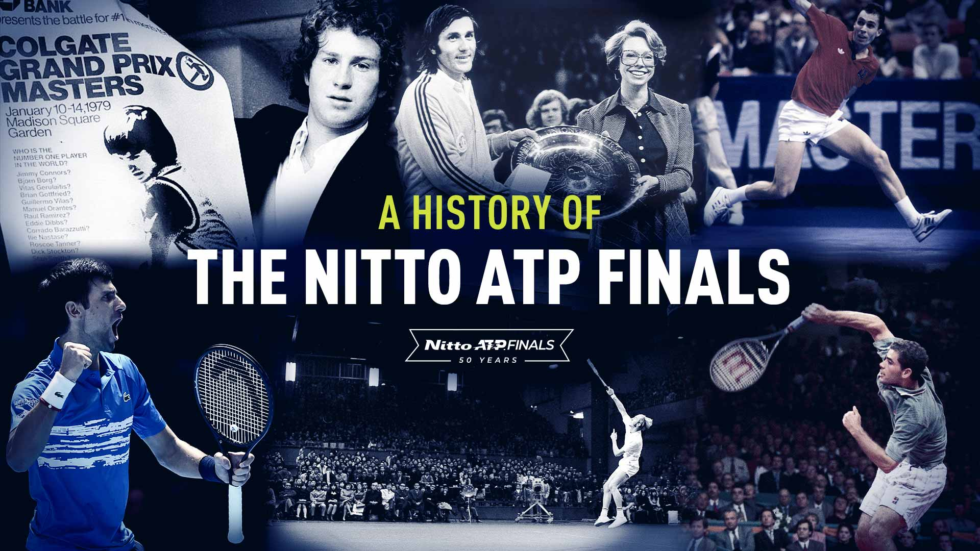 Nitto ATP Finals 50 Years