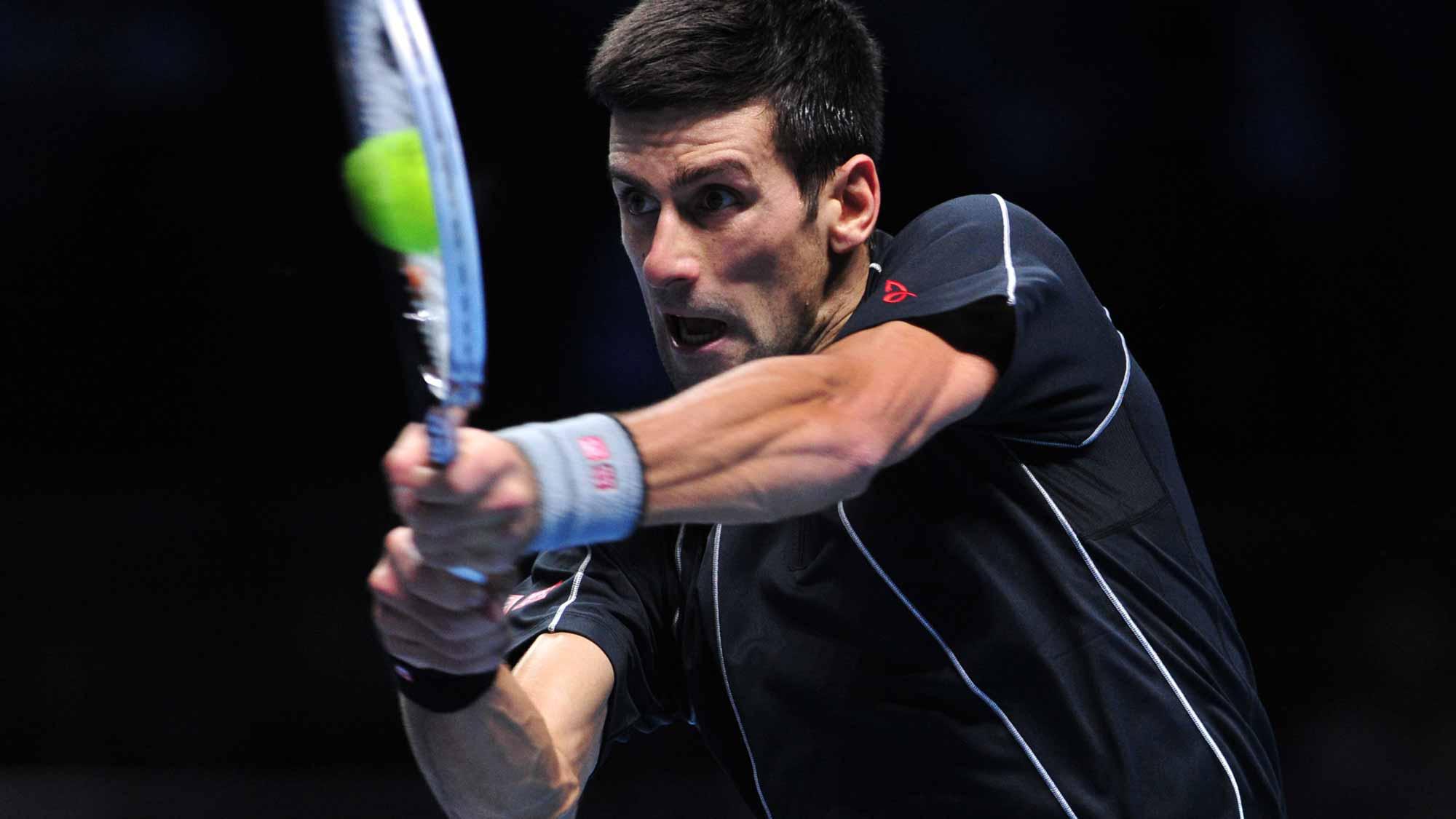 News & Media   Nitto ATP Finals