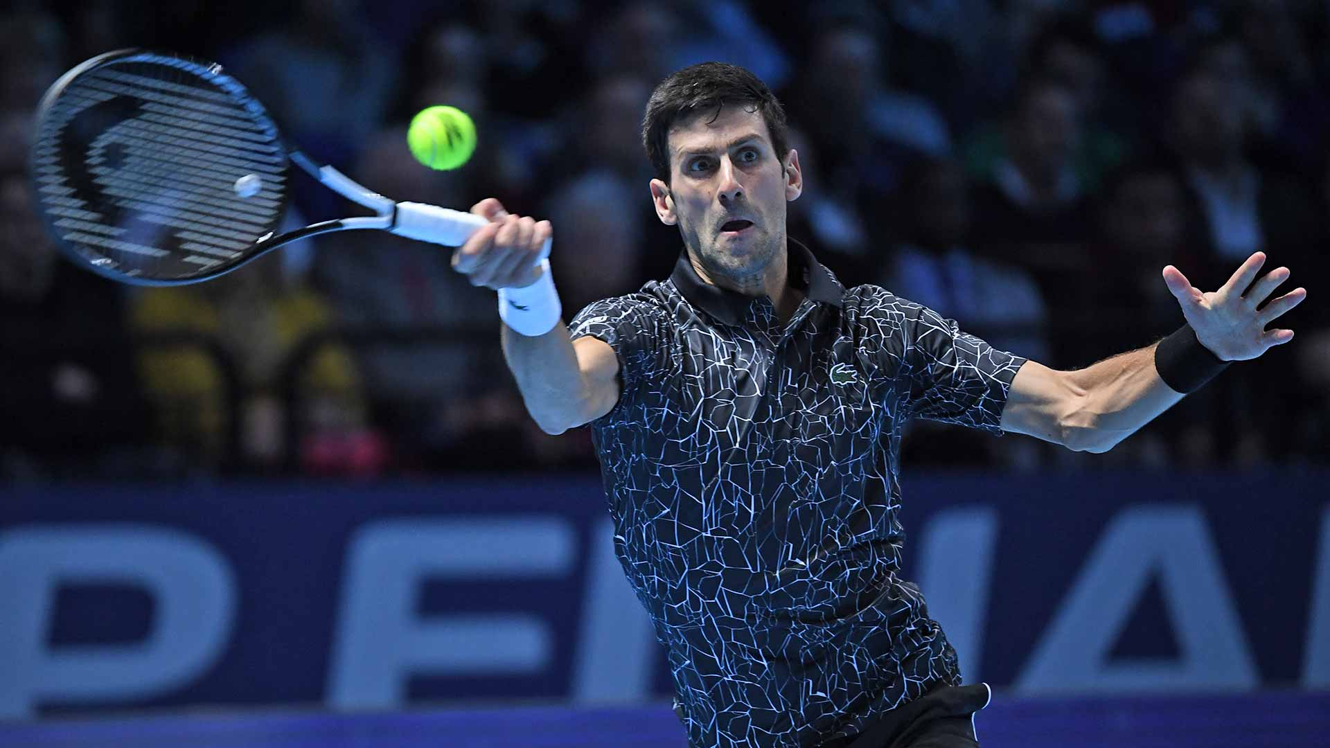 07 Djokovic Nitto ATP Finals 2018 Monday
