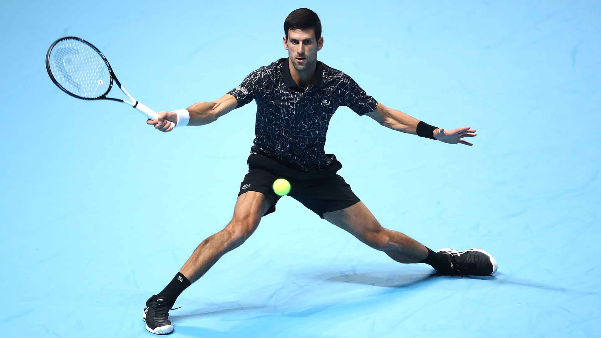 05 Djokovic Nitto ATP Finals 2018 Wednesday