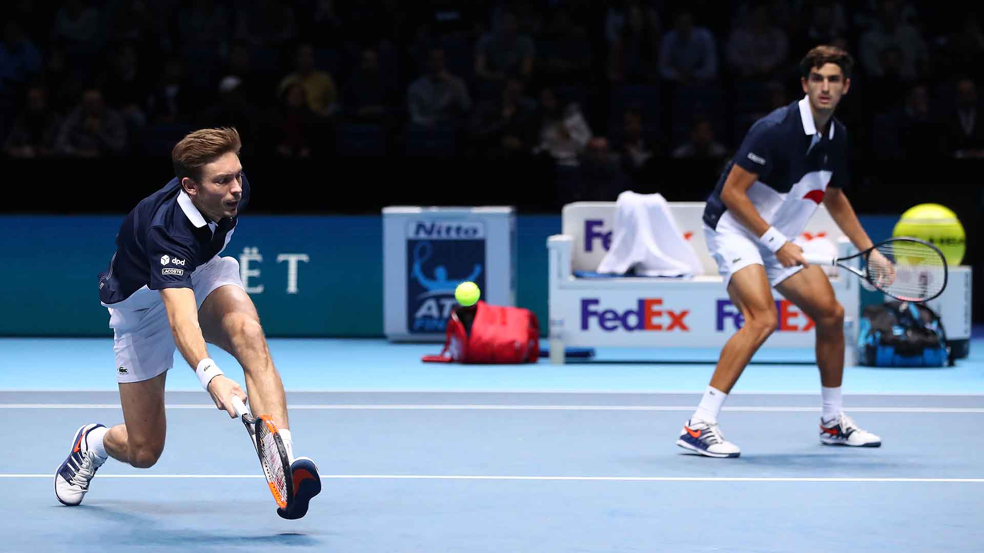 02 Herbert Mahut Nitto ATP Finals 2018 Saturday 1