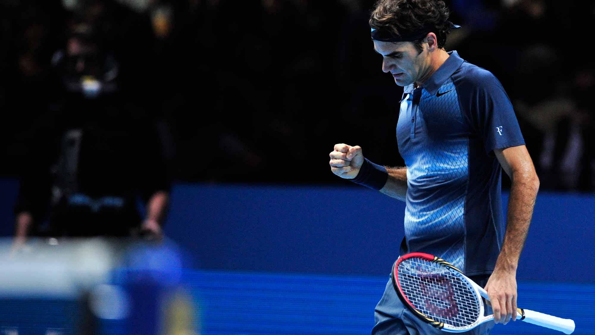 London Finale 2013 Saturday Preview Federer Del Potro