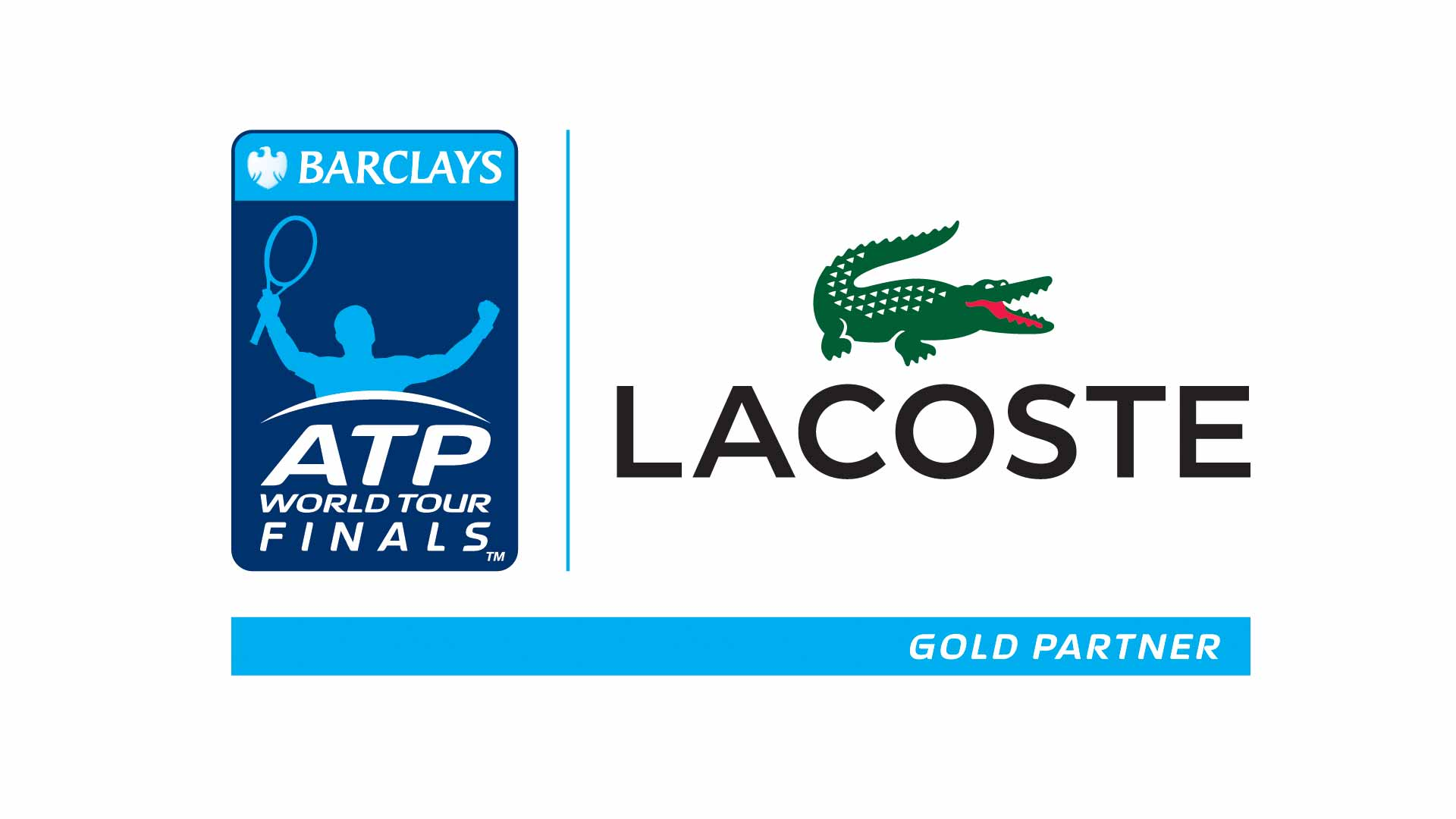 Atp And Lacoste Extend Partnership At Season Finale Nitto Atp Finals